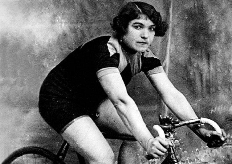 «Les femmes dans le cyclisme»