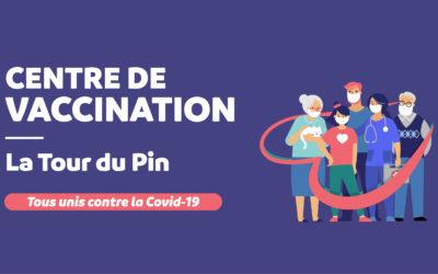 Ouverture prochaine d'un centre de vaccination