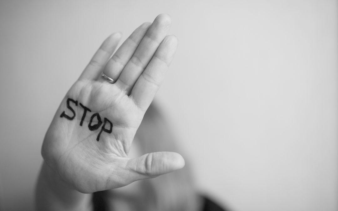 Stop violences familiales