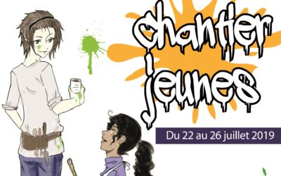 Chantier jeunes 2019