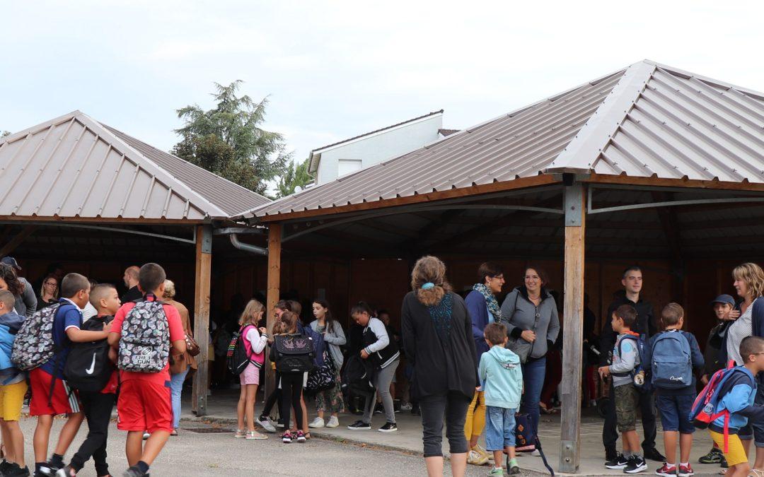 Mise en place d'un service d'accueil pour les enfants des écoles publiques de la ville le 15 septembre